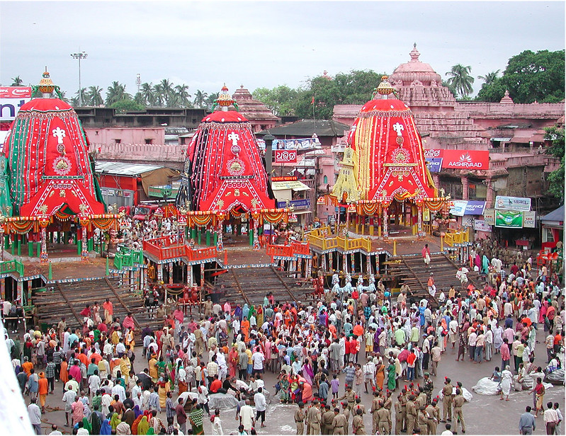 The Jagannath Rath Yatra: The Interesting Tales Behind The Festival