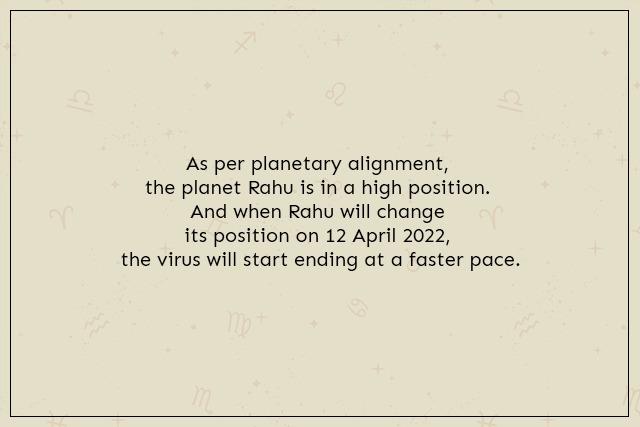 COVID-19: AstroTalk's astrologers finally predict when will coronavirus end