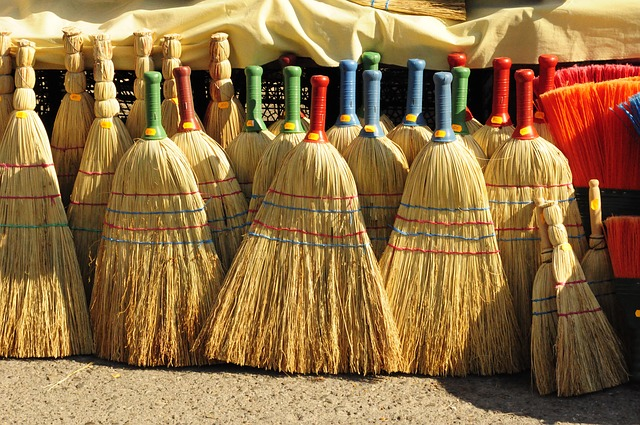 Get Rid of Vastu Dosh By Storing Broom In The Right Way