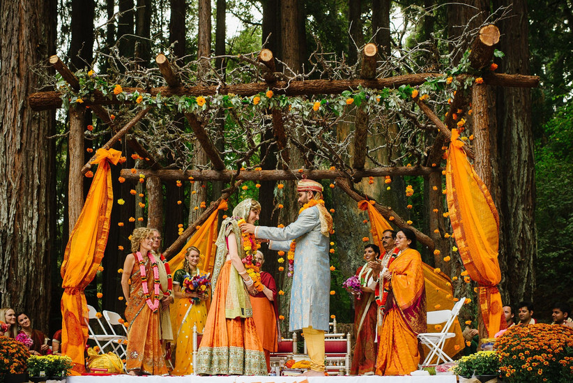 In Pics: How To Have A Sustainable Yet Traditional Wedding This Wedding Season