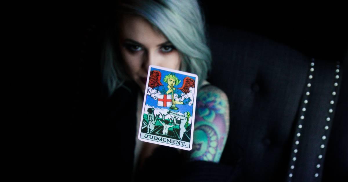 A Witchy Interpretation Of Tarot Cards