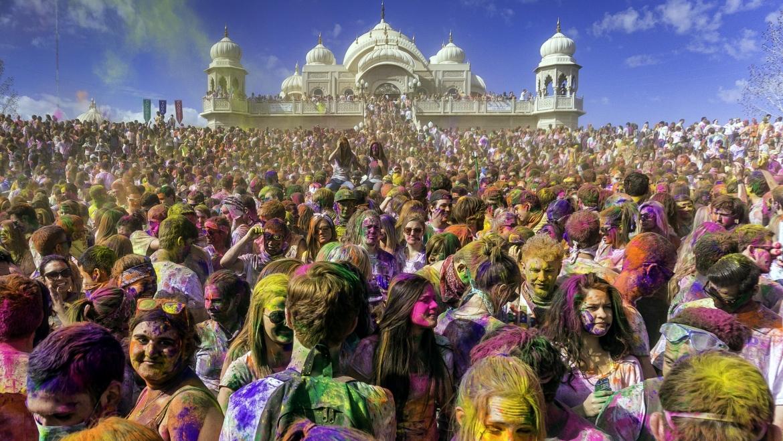 Holi 2021, Holika Dahan 2021 Muhurat & All Details About Vrindavan & Mathura Ki Holi